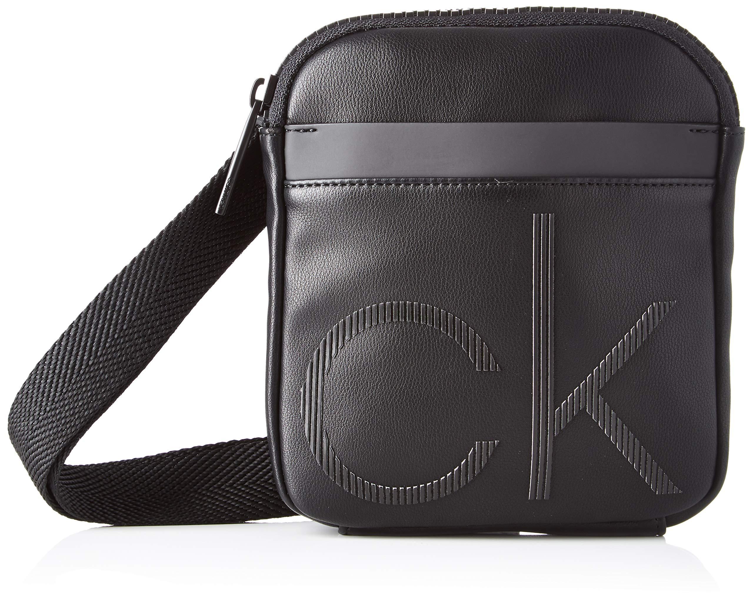 Calvin Klein Ck Up Mini Reporter – Shoppers y bolsos de hombro Hombre
