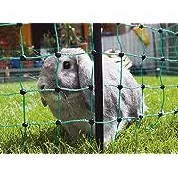 Kerbl Kaninchennetz 12 mtr. Grün 65 cm, Einzelspitz Art. 292209