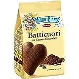 Mulino Bianco - BISCUITS BATTICUORI 350GR - Produit artisanal italien