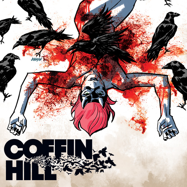 Coffin Hill (2013-2015) (Collections) (3 Book Series) (Witch Of Halloween-season Film The)