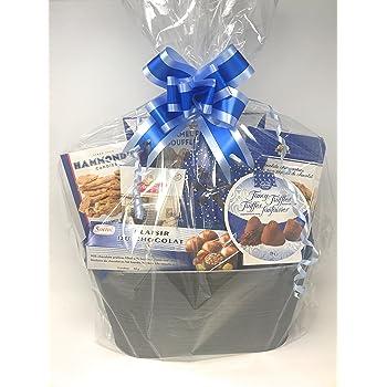 Jempak Uk 20 X 30 Large Cellophane Basket Bags For Gift