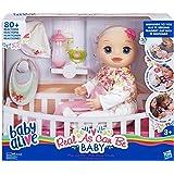 Baby Alive- Bebé interactivo (Hasbro E2352ES0) , color/modelo surtido