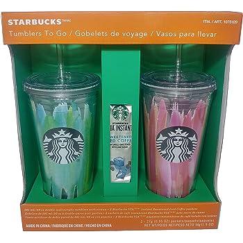 Starbucks Cold Cup, Venti 24 fl oz by Starbucks: Amazon.co ...