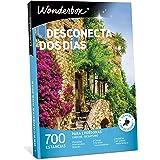 WONDERBOX Caja Regalo -DESCONECTA Dos DÍAS- 700 estancias Rurales para Dos Personas en haciendas, masías, Casas Rurales inolv