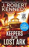 Keepers of the Lost Ark (James Acton Thrillers Book 24) (English Edition)
