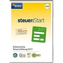 WISO steuer:Start 2018 (für Steuerjahr 2017) [Online Code]