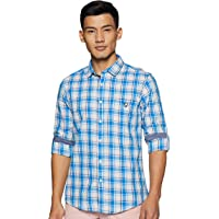 Amazon Brand - House & Shields Men's Regular Fit Casual Shirts