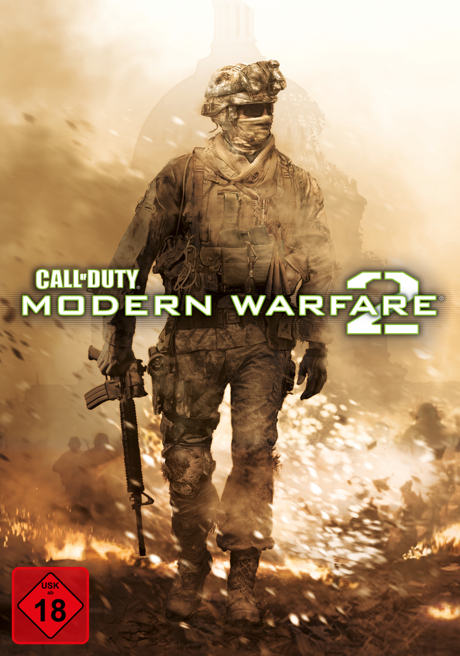 Steam-online-spiel-code (Call of Duty : Modern Warfare 2 [PC Code - Steam])
