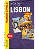 Lisbon Marco Polo Travel Guide - with pull out map (Marco Polo Spiral Guides)