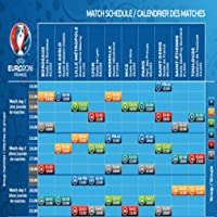 Euro2016 forecasts results