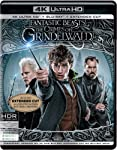 Fantastic Beasts: The Crimes of Grindelwald (4K UHD + HD + Extended Cut) (3-Disc)