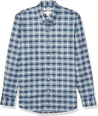 Goodthreads Men's Standard-fit Long-Sleeve Stretch Oxford Shirt (All Hours)