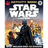 Star Wars a New Hope Activity Book