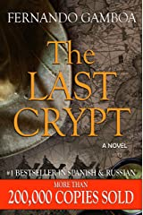 THE LAST CRYPT (Ulysses Vidal Adventure Series Book 1) Versión Kindle