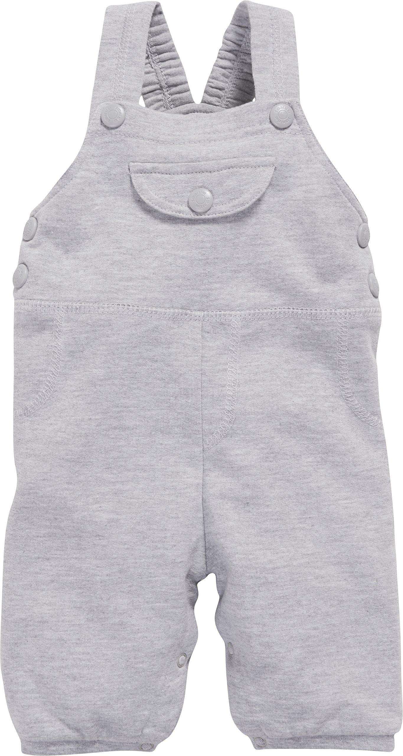 Schnizler Baby Sweat-Latzhose Meliert Pantalones de Peto para Bebés 1