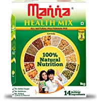 Manna Health & Nutrition Drink(1 kg) (No Added Sugars & Preservatives)