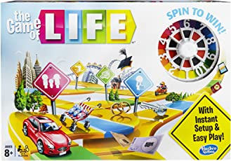 Hasbro The Game of Life