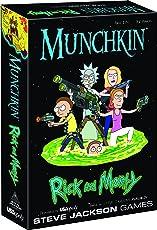 USAopoly USOMU085434 Munchkin: Rick and Morty