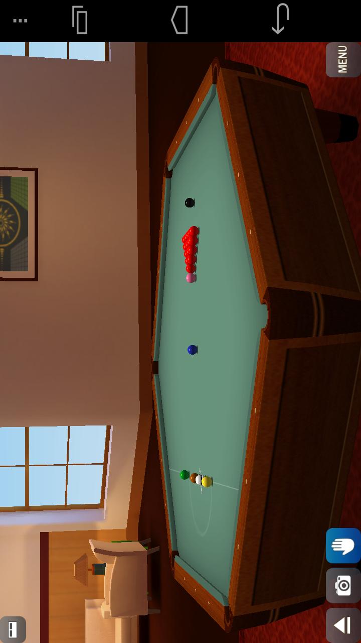 Pool Break Pro Screenshot