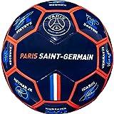 PSG Ballon Signatures des Joueurs Neymar Mbappé Cavani Navas Sarabia Di Maria - Collection Officielle Paris Saint Germain - T
