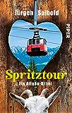 Spritztour: Ein Allgäu-Krimi (Allgäu-Krimis 6)