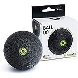 BLACKROLL® BALL, massagebal voor punctuele zelfmassage, triggerpoint bal voor massage van alle lichaamsdelen
