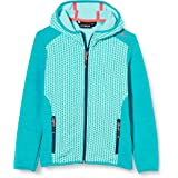 CMP Stretch Fleece Jacket With Hood Chaqueta Chica