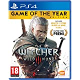 The Witcher III - Game Of The Year - PlayStation 4, Dialogo: Inglese, Sottotitoli: Italiano