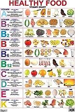 Healthy Food (Vitamin Chart)
