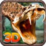 Wild Anaconda Attack Sim 3D