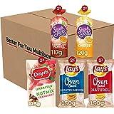 Lay's, Duyvis & Snack A Jacks Better For You Multibox Snacks, Doos 10 stuks