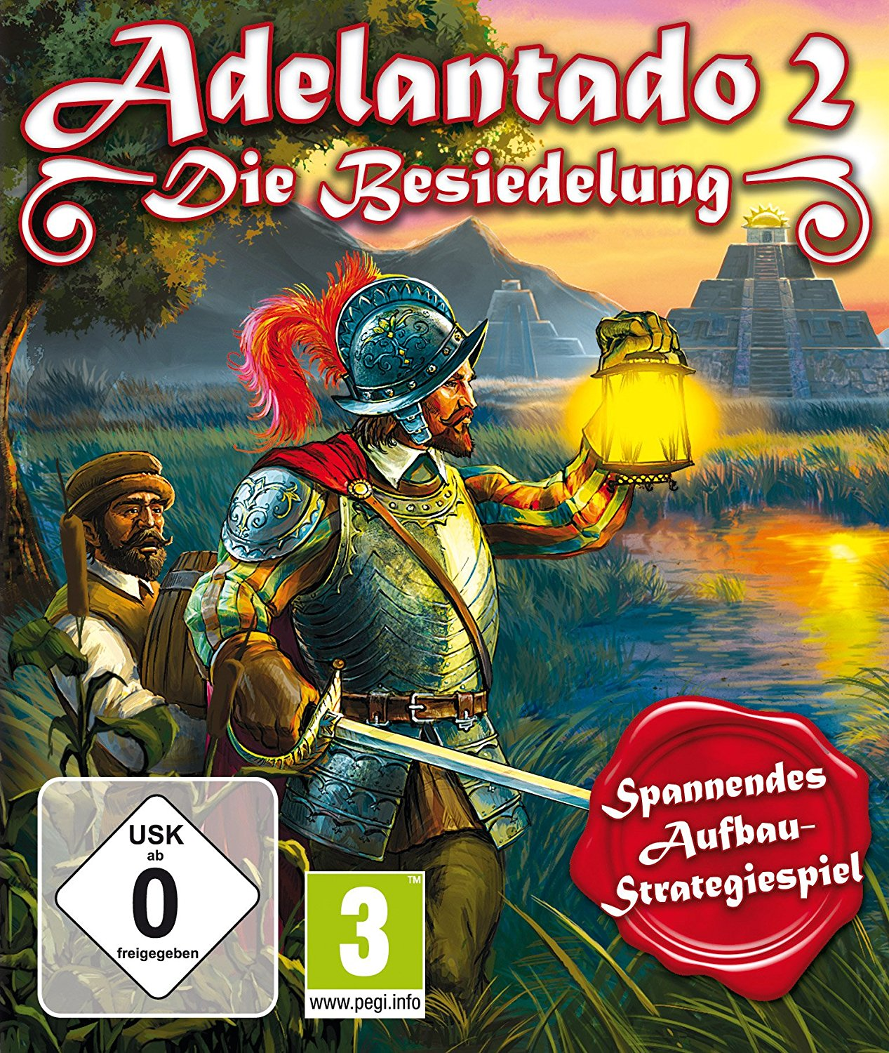 Adelantado 2: Die Besiedelung [PC Download]