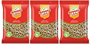 Bayara Chickpeas from Turkey, 400 gmss (Pack of 3)