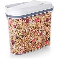 OXO Good Grips Boîte à céréales POP - Distributeur de céréales à joint hermétique - Rangement pour la cuisine - Blanc…