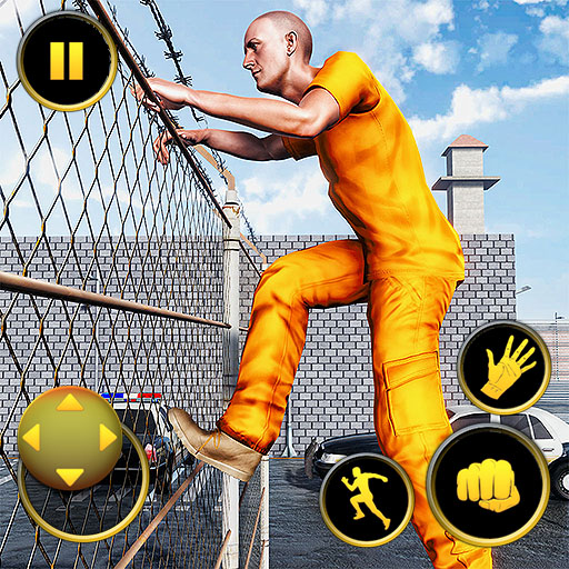 Prison Escape Stealth Survival Mission: Ultimate Crime Jail Break Simulator Spiel 2019 3D Mission