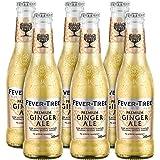Fever-tree Premium Ginger Ale 200ml [Pack of 6]
