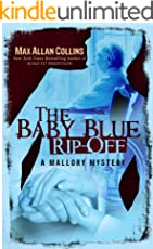 The Baby Blue Rip-Off (A Mallory Mystery) (English Edition)