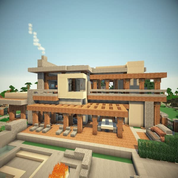 House For Minecraft Build Idea Amazon Co Uk Appstore For Android