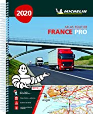 Atlas France Pro Michelin 2020