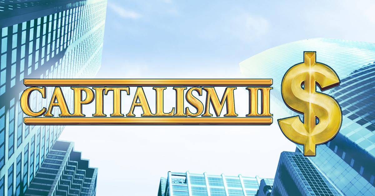 Capitalism II [PC Code - Steam] (Spiel Monopoly City)