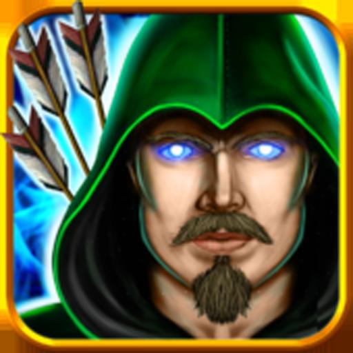 Robin Hood Arco y Flecha Juego de Tiro al Arco