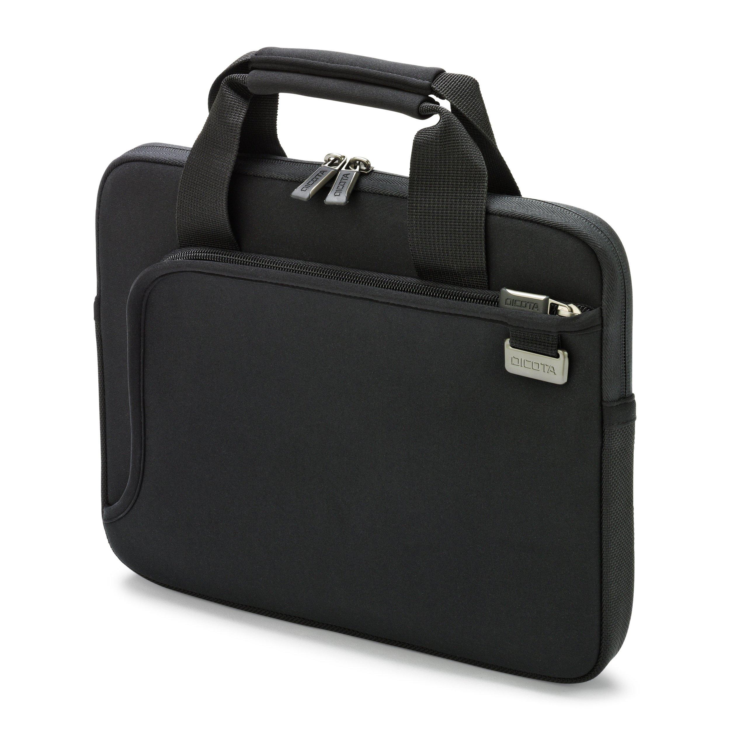 Dicota Smart Skin 15-15.6 15.6 Sleeve case Black - notebook cases (39.6 cm (15.6), Sleeve case,