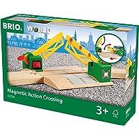BRIO World  - 33750 - PASSAGE A NIVEAU MAGNETIQUE