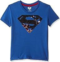 Superman By Kidsville Boy's Regular fit T-Shirt
