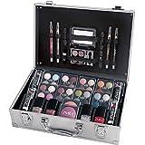 ZMILE Cosmetics coffret maquillage mallette en aluminium 51 pièces