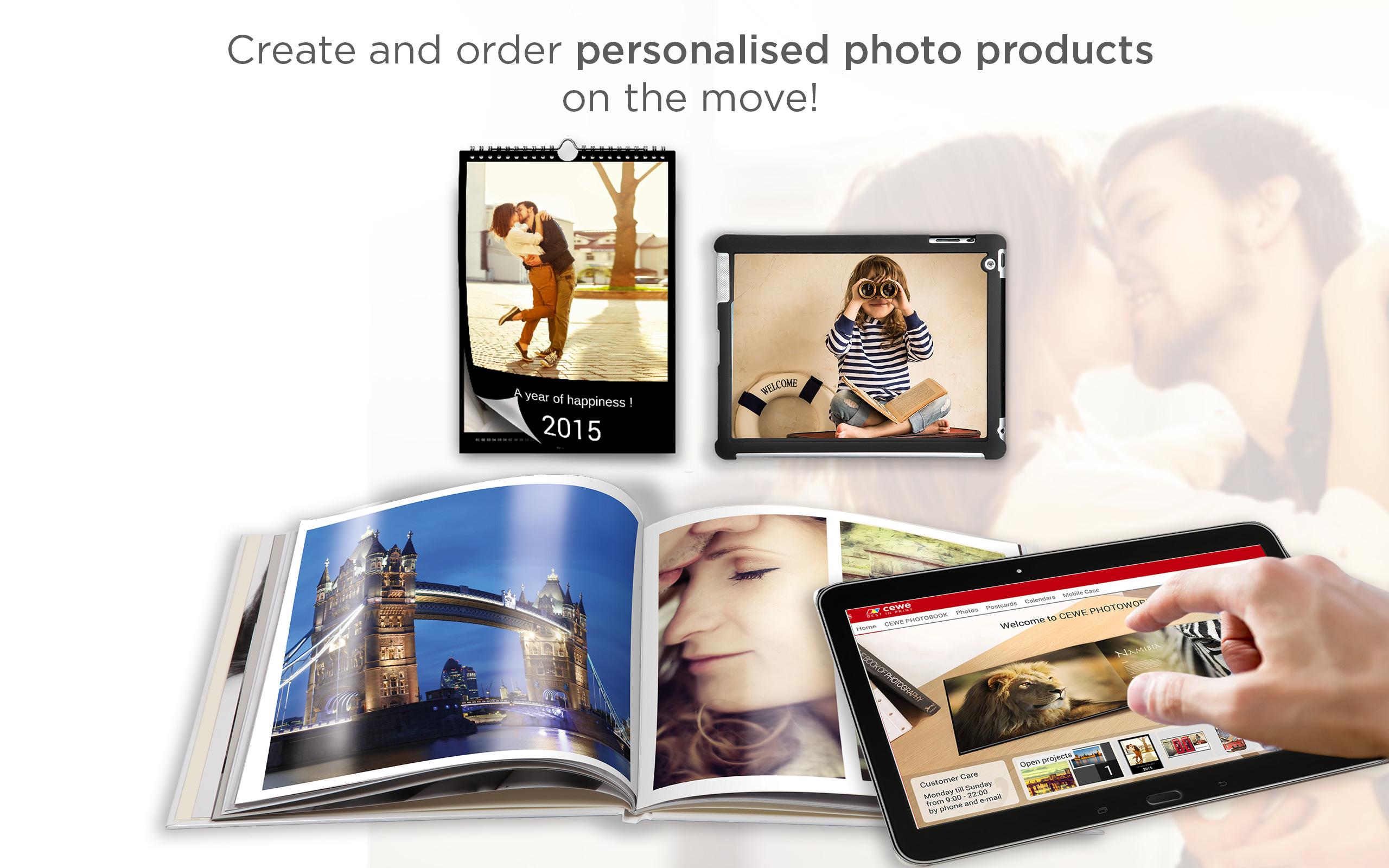 0955a22cba498 CEWE PHOTOWORLD - Personalised Photo Books, Calendars, Prints ...