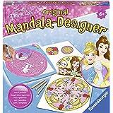 Ravensburger – Mandala – Midi – Disney Princesses – Loisir créatif – Dessin – Enfant dès 6 ans – 29702