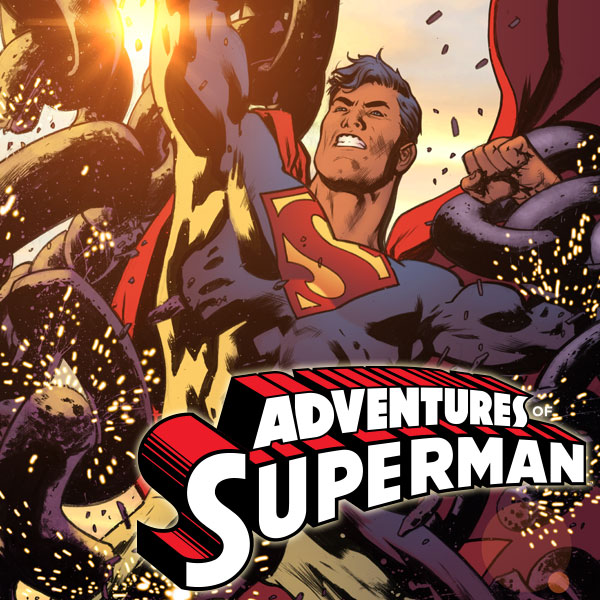 Adventures of Superman (2013-2014) (Collections) (3 Book Series)