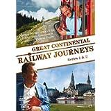 Great Continental Railway Journeys: S1 & 2 (4 Dvd) [Edizione: Regno Unito] [Edizione: Regno Unito]