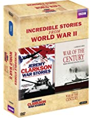 Incredible Stories from World War 2 (Jeremy Clarkson War Stories + War of the Century)